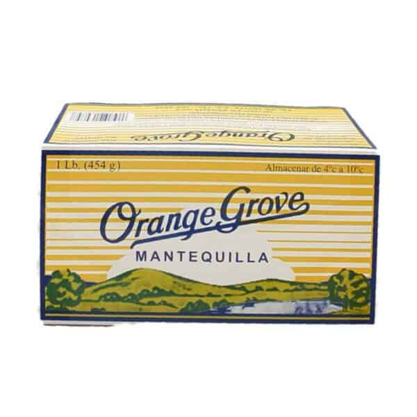 Mantequilla en Barra, Orange Grove, 1 lb