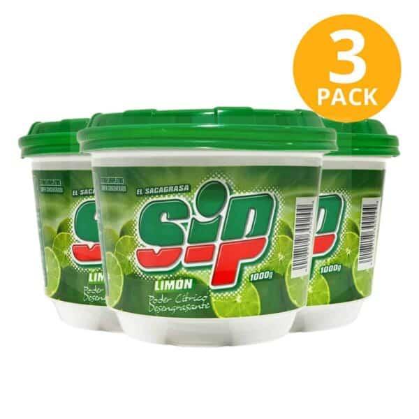 SIP Crema Limón