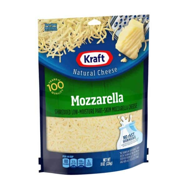 Kraft, Mozzarella Cheese, 226 gr