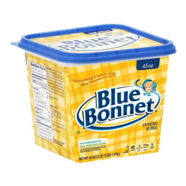 Blue Bonnet, Margarina, 45 OZ