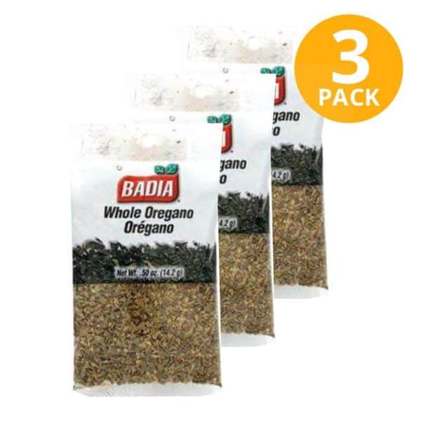 Badia, Oregano, 14.2 gr (Pack de 3)