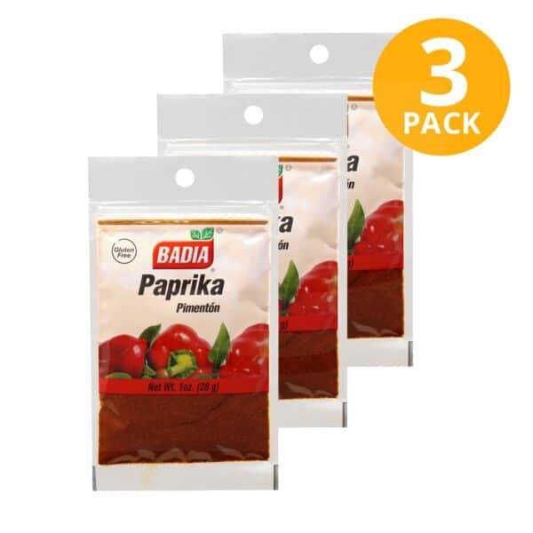 Badia, Paprika, 28 gr (Pack de 3)