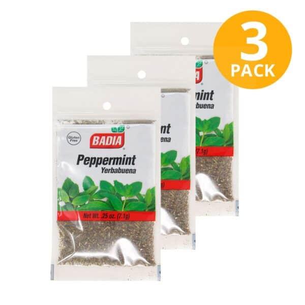 Badia, Yerbabuena, 7.1 gr (Pack de 3)