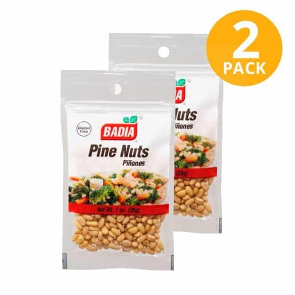 Badia, Piñones, 28 gr (Pack de 2)