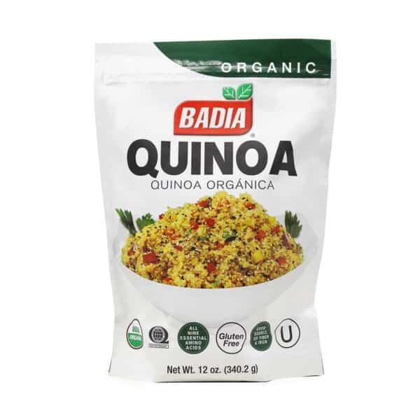 Badia, Quinoa Orgánica, 340 gr