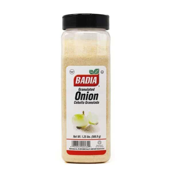 Badia, Cebolla Granulada, 566.9 gr