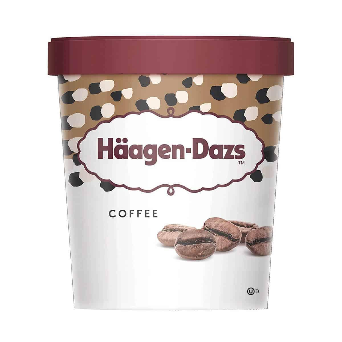 Häagen-Dasz, Coffee, Helado 473 ml