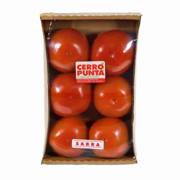 Tomate Sabra Hidropónico, Cerro Punta, 1.36 kg