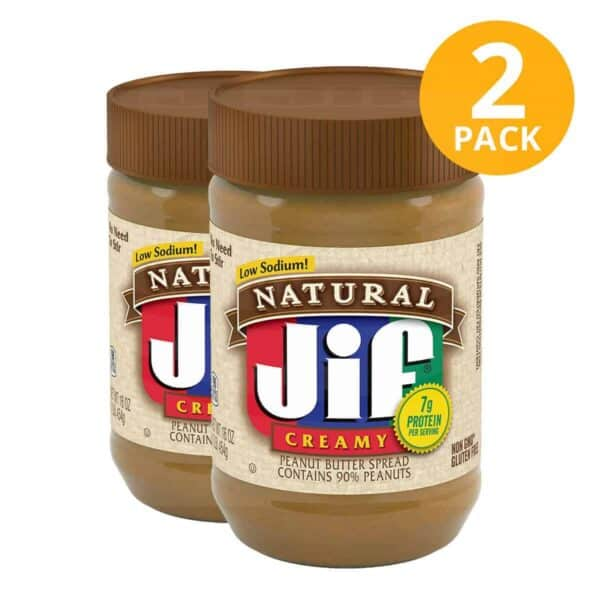 Jif Natural Peanut Butter