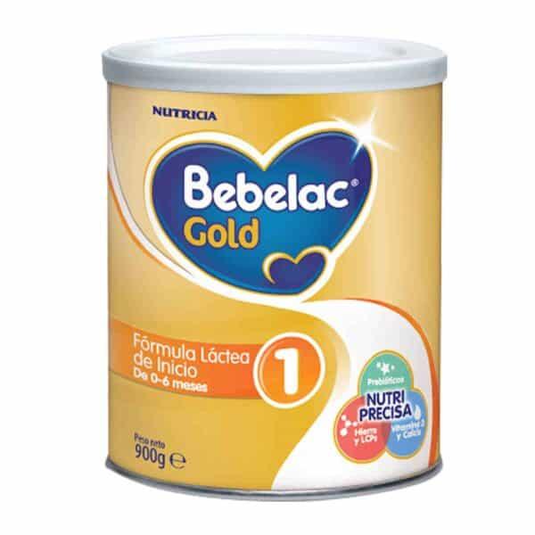 Bebelac Gold 1, Fórmula Infantil, 900 gr
