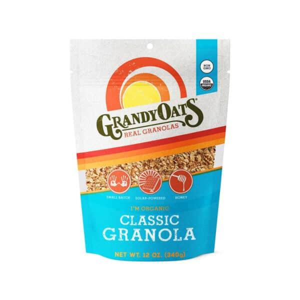 Classic Granola, GrandyOats 12 OZ