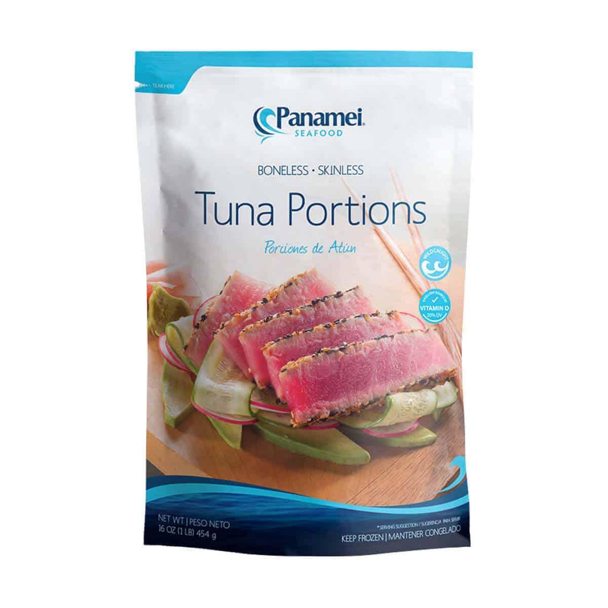 Atún en Porciones, Panamei, 1 lb (454 gr)