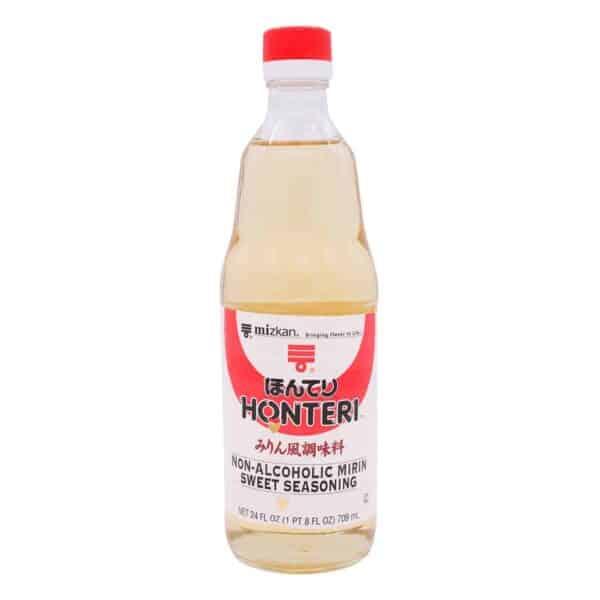 Mirin, Honteri, Sweet Seasoning Non-Alcoholic, 24 OZ