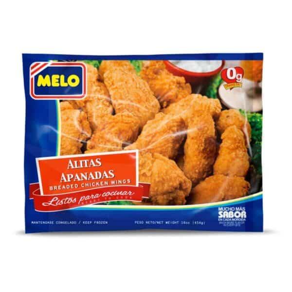 Alas de Pollo Apanada, Melo, 16 OZ
