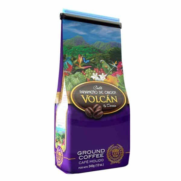 Durán Café Molido de Origen Volcán, 340 gr