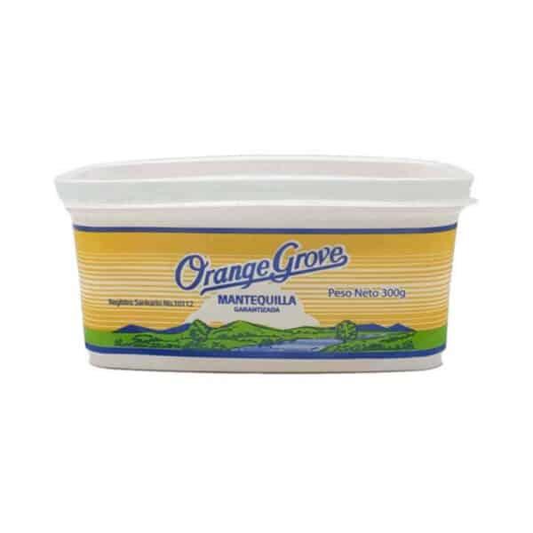 Mantequilla Envase, Orange Grove, 300 gr