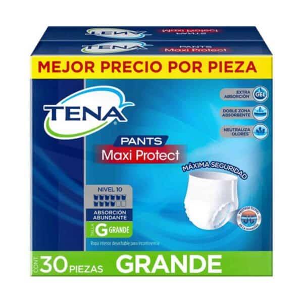TENA Pants Maxi Protect, Talla Grande, Protector de Adulto