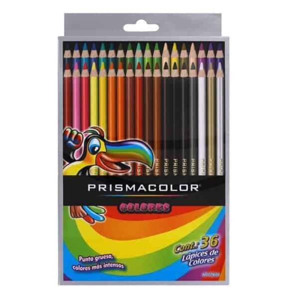 Prismacolor, 36 Lápices de Color
