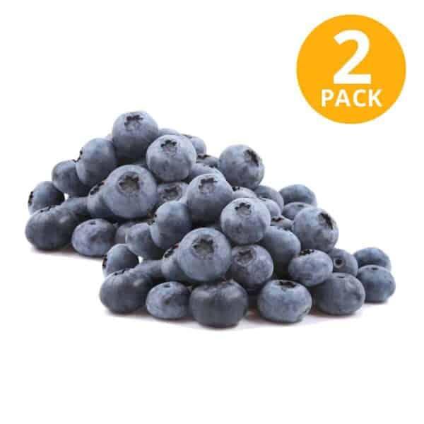 Blueberries (Arándanos) 125 gr (Pack de 2)