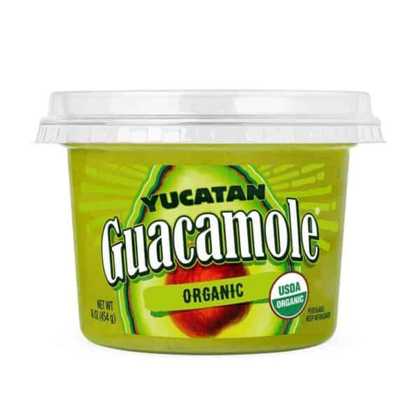 Guacamole Organic, Yucatan, 16 OZ