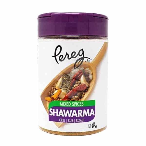 Pereg Shawarma Mixed Spices, 4.2 OZ