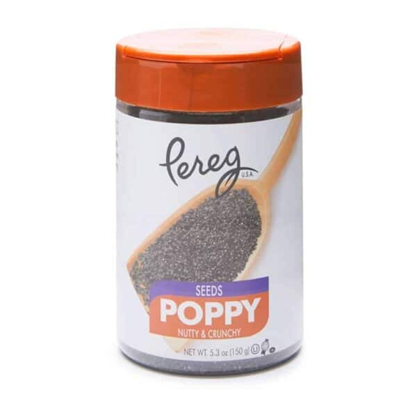 Pereg Seeds Poppy, 5.3 OZ