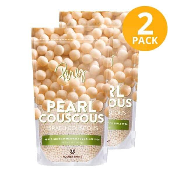 Pereg Pearl Couscous, 16 OZ (Pack de 2)