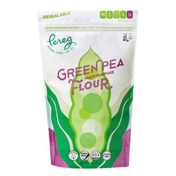 Pereg Green Pea Flour, 14 OZ