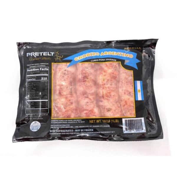 Pretelt Chorizo Argentino, 16 OZ