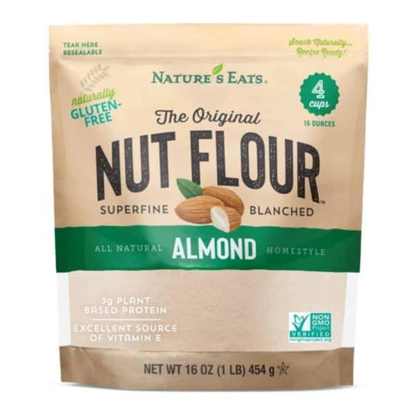 Nature's Eats, Nut Flour, 1 lb