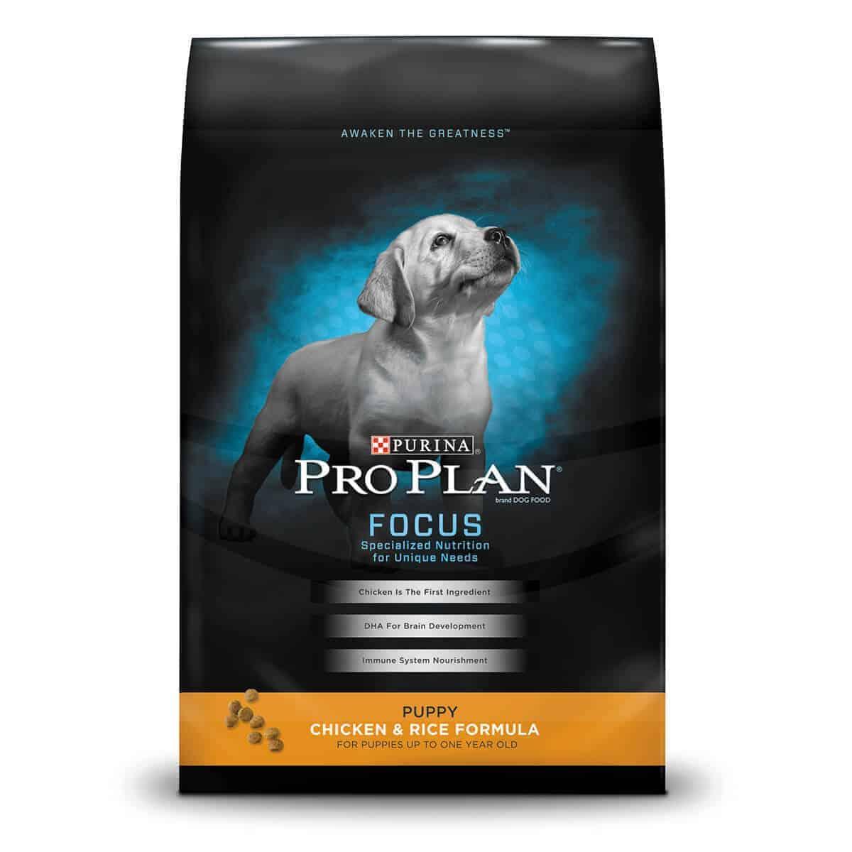Purina Pro Plan Focus Puppy Chicken & Rice, 6 lb