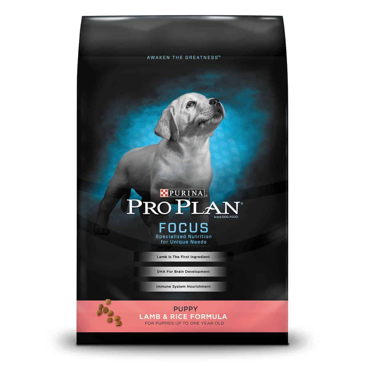 Purina Pro Plan Focus Puppy Lamb & Rice, 6 lb