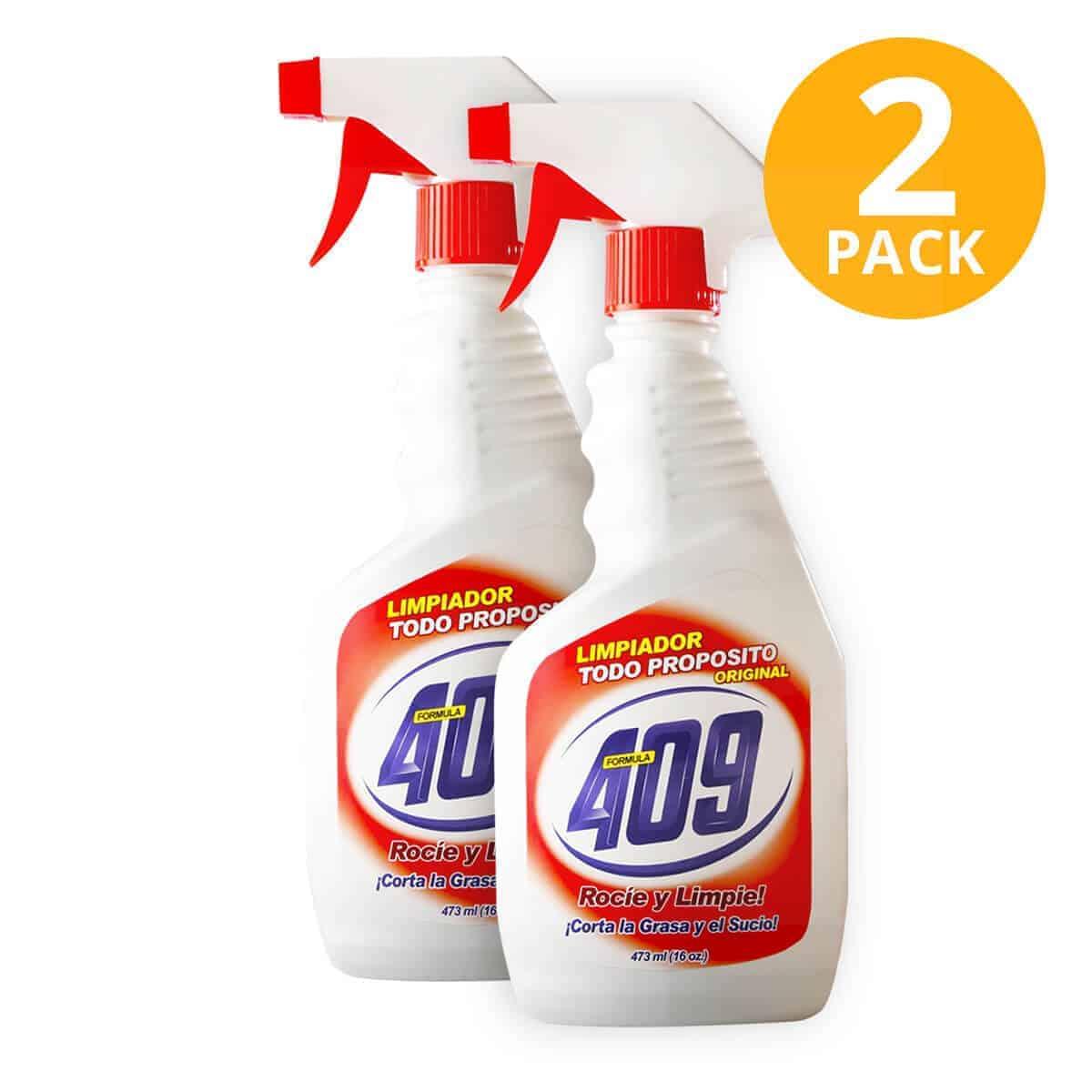 Limpiador 409 Regular Todo Propósito, 32 OZ (Pack de 2)