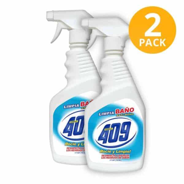 Limpiador 409 Limpia Baño Anti Moho, 32 OZ (Pack de 2)