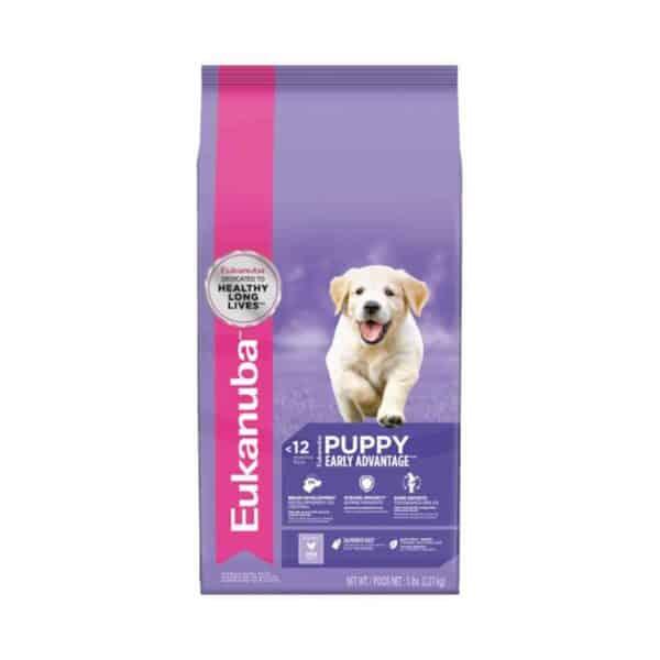 Eukanuba Puppy Medium Breed, 2.3 kg (5 lb)