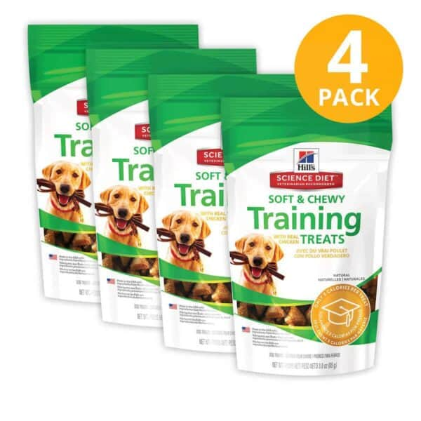 Hill's Science Diet Soft & Chewy Training Treats Chicken (Pack de 2)