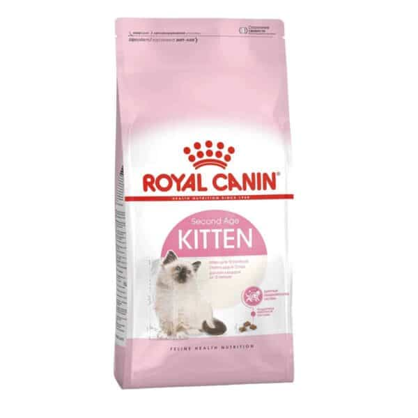 Royal Canin Second Age Kitten 36, 2 kg
