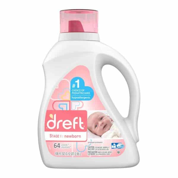 DREFT LIQUIDO NEWBORN 4/100 OZ