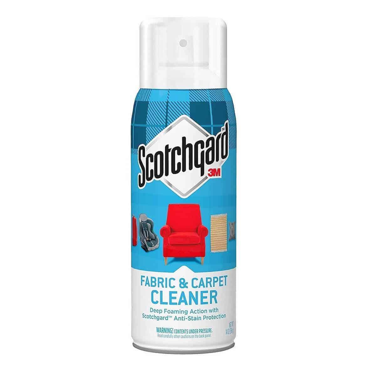 Scotchgard Fabric & Carpet Cleaner, Limpiador de Telas y Alfombras, 14 OZ