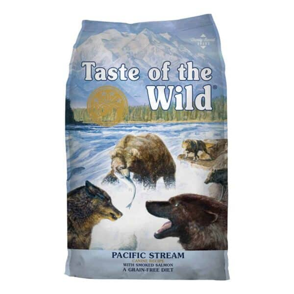 Taste of the Wild Pacific Stream with Smoked Salmon, 6 kg (13.23 lb)