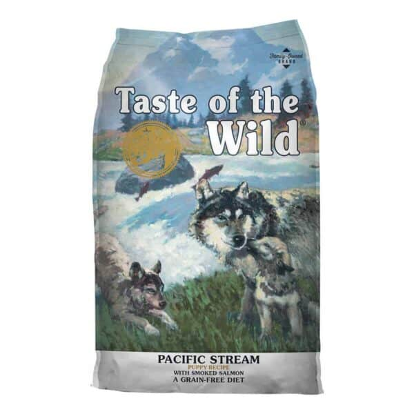 Taste of the Wild Pacific Stream Puppy with Smoked Salmon, 6 kg (13.23 lb)